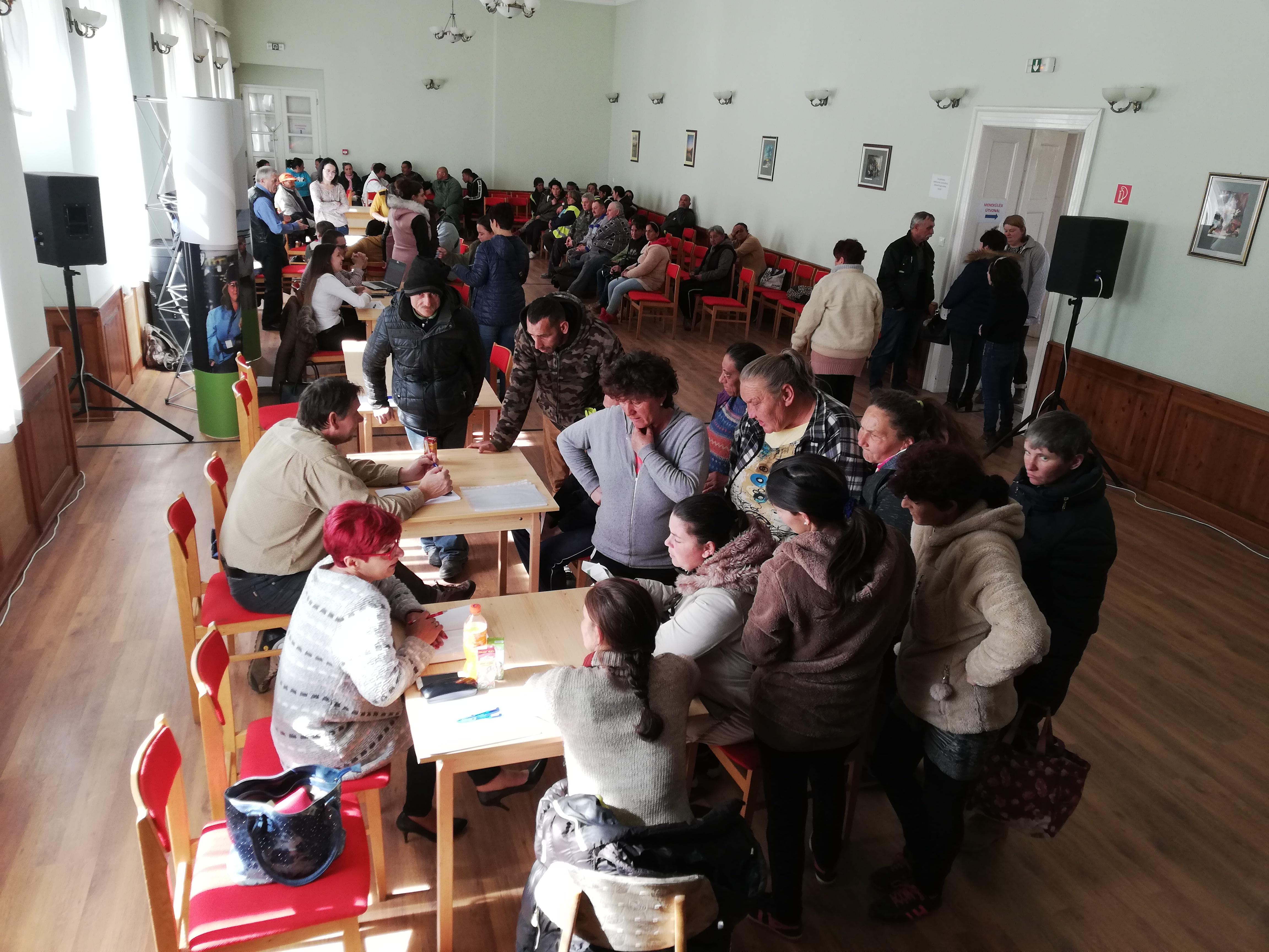 2019 03 - Munkaerőbörze Tiszadadán